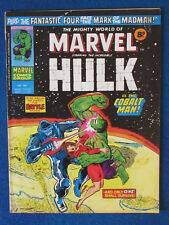 Marvel Comic - The Mighty World of Marvel - Incredible Hulk - Issue 184 - 1976