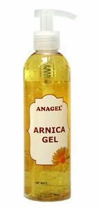 Anagel Arnica Gel with pump dispenser 250ml 500ml