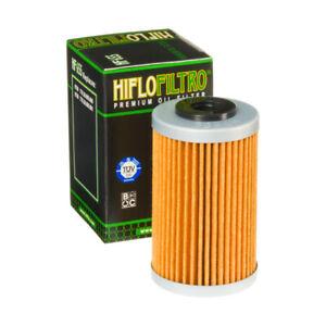Filtro Olio Hiflo HF 655 Per Moto Ktm Per Moto Husqvarna Per Moto Husaberg