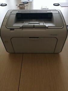 HP Laserjet P1005 A4 Mono Laser Printer - CB410A