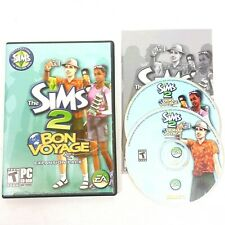 The Sims 2: Bon Voyage - PC CD-Rom Expansion Pack Free Shipping