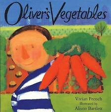 Oliver's Vegetables-ExLibrary