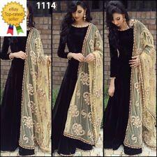Indian Bollywood Ethnic Designer Anarkali Salwar Kameez Suit &Traditional RM0010