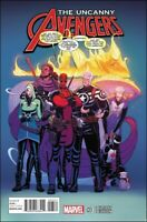 UNCANNY AVENGERS #3 TRADD MOORE 1:25 VARIANT COVER