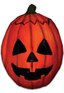 Trick or Treat Halloween 3 Season of the Witch Pumpkin Scary Spooky Mask JMUS108