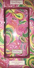 Lilly Pulitzer Phone Cover Apple Iphone 6 All Nighter Flamingo Paisley Pink
