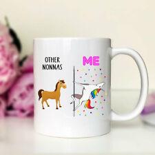 Other Nonnas Me Unicorn Nonna Mug Nonna Gift Funny Nonna Mug Funny Nonna