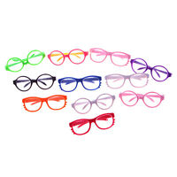 Doll Glasses For 18 Inch Doll Toy Cloth Doll Wear Handmade Outdoor Tools AU