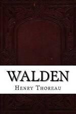 Walden by Thoreau, Henry David 9781539403340 -Paperback