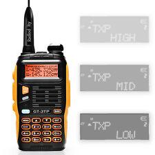 Baofeng GT-3TP MarkIII 8/4/1W 2m/70cm VHF/UHF PMR Amateur Mobile Hand-Funkgerät