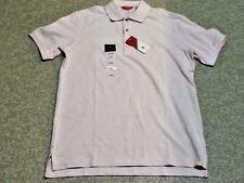 NWT IZOD Men's Newport Oxford Cradle Pink Polo Shirt sz S SMALL  $44