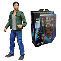 Diamond Select Toys The X-Files (2016): Mulder Select Action Figure