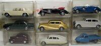 Wiking 1:87 Oldtimer OVP  zum auswählen - Mercedes - Rolls Royce - Ford - Tatra
