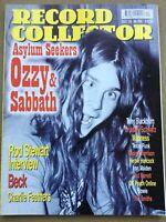 Record Collector Magazine #280 - December 2002 - Ozzy & Sabbath, Rod Stewart