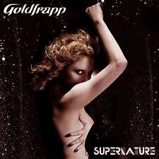 GOLDFRAPP SUPERNATURE CD Album MINT/EX/MINT  *