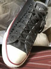 Converse Chuck Taylor All Star Washed Canvas Wild Dove Studs Rare Size UK9 US11