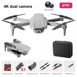 NEW RC Drones E99 PRO2 Drone 4K HD Dual Camera Wi-Fi FPV Helicopter Gifts toy #1