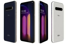 LG V60 ThinQ 5G - White and Blue - 128GB - 64MP Camera - Unlocked and T-mobile!!