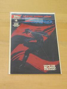 Zorro #0, Topps (1993)