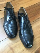 CHEANEY OXFORD SHOES – BLACK – UK 10.5 G– EXCELLENT CONDITION