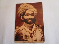 """Vintage Repro Picture Postcard  """"Maharaja Photo"""" The Rotary Photo Co. London"""