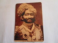 "Vintage Repro Picture Postcard  ""Maharaja Photo"" The Rotary Photo Co. London"
