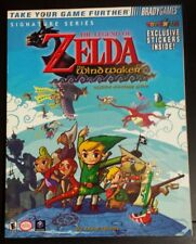 The Legend of Zelda The Wind Waker Signature Series Strategy Guide + Stickers