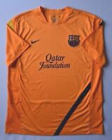 FC Barcelona Jersey Training XL Shirt Mens Football Camiseta Soccer Nike ig93