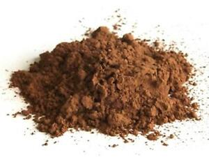 Premium Quality Carob Ground Powder Super Quality Available In 5 Sizes Free P&P