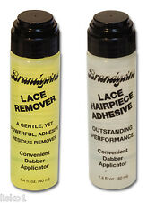 Brandywine Lace Wig Toupee Hairpiece ADHESIVE GLUE & REMOVER 2- 1.4 oz