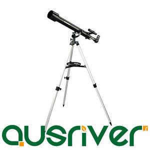 Celestron PowerSeeker 60AZ Telescope Refractor Astronomical Entry Level 21041