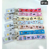 BTS BT21 Official Authentic Goods Hand Strap Basic 20x165mm + Tracking Code