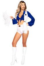 Roma adult cowboy cheerleader football costume