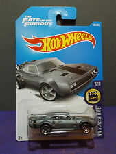 2017 Hot Wheels ICE CHARGER - Fate of the Furious. HW Screen Time 2/10 New. VHTF
