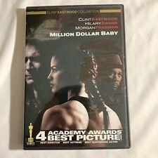 Million Dollar Baby (DVD, 2010, 2-Disc Set, Widescreen) Clint Eastwood
