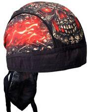 Skull of Skulls Design Headwrap Biker Doo Rag Cap  #1018