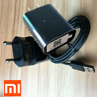 For Xiaomi 4/3/2 RedMi 4/3S Note 3/2 Original Fast Wall Travel Charger Adapter
