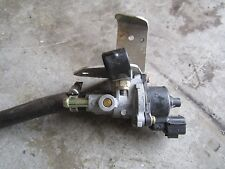 Polaris IQ FST 750 turbo fuel pump used