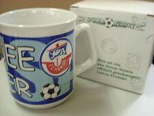 """Tasse """" Ostsee-Power"""" Hansa Rostock  Fussball Fanartikel"""