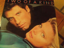 "Two Of A Kind"" Original Motion Picture Soundtrack LP Olivia Newton-John Travolta"