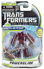 Transformers Movie Dark of the Moon DOTM Cyberverse Powerglide - G1 Homage
