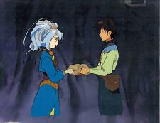 El Hazard: The Alternative World (1998 TV Anime) Animation Production Cel Qawoor