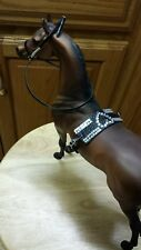 Breyer horse custom Arabian costume show harness