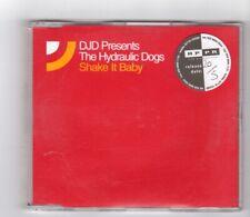 (IS729) DJD pres. The Hydraulic Dogs, Shake It Baby - 2002 DJ CD