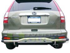 WynnTech Rear Bumper Guard Single Pipe Protector [Fits: 2007-2011 Honda CR-V]