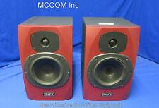 Tannoy Reveal Red Passive Studio Monitors - pair