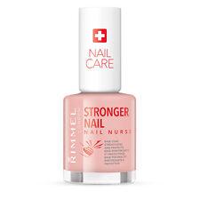 Rimmel LONDON Nail NURSE più forte Nail Base Coat protegge e cresce NAILS 12 ML