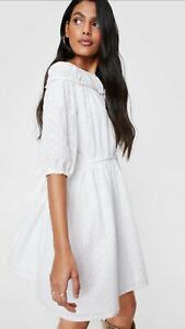 nasty gal broderie tie back dress RRP £40 SELLING CHEAP BUY NOW !!