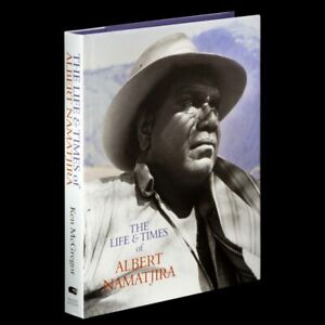 ** NEW BOOK - EXCLUSIVE ** The life and times of Albert Namatjira ** FREE POST**
