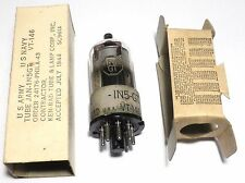 VT-146 1N5GT pentode US ARMY NOS NIB 1944 KEN-RAD u/w SCR-625 - Discount offer -